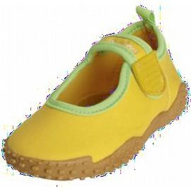 Waterschoenen geel