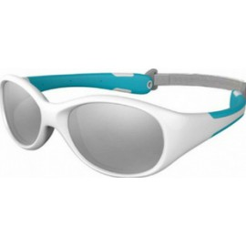 Zonnebril - White Aqua -3-6 years - Koolsun - FLEX -