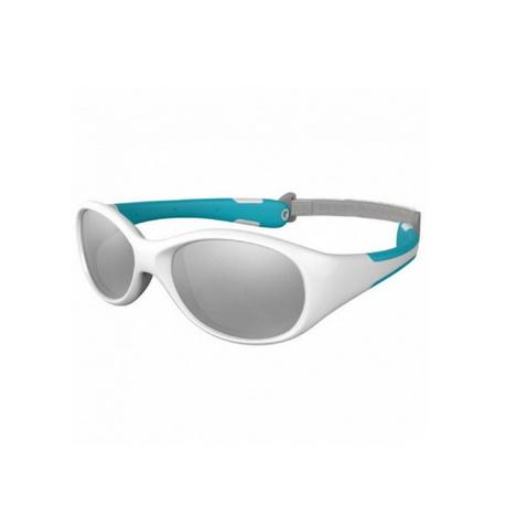 Zonnebril - White Aqua -3-6 years - Koolsun - FLEX -
