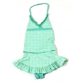 UV Tankini & Badstof jurkje Spring Green