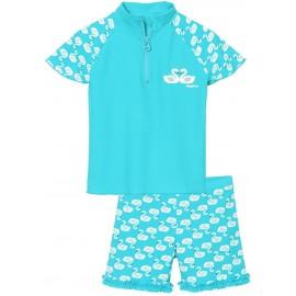 UV shirt en zwemshort Zwaantjes