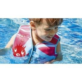 Zwemvest Beco Roze Blauw