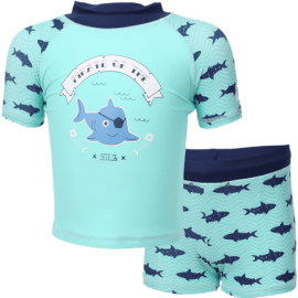 UV shirt en zwembroek Aqua Sea