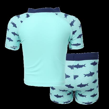 UV shirt en zwembroek Aqua Sea