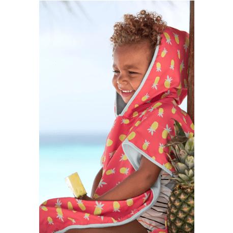 Poncho Pineapple 12M-36M