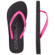 Slippers - Black & Pink - O'Neill