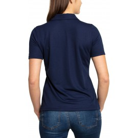 UV Polo Shirt Blauw