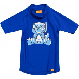 UV shirt Dino Blue
