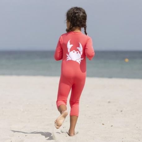 UV Anzug Nektarine - mit langen Ärmeln und Beinen