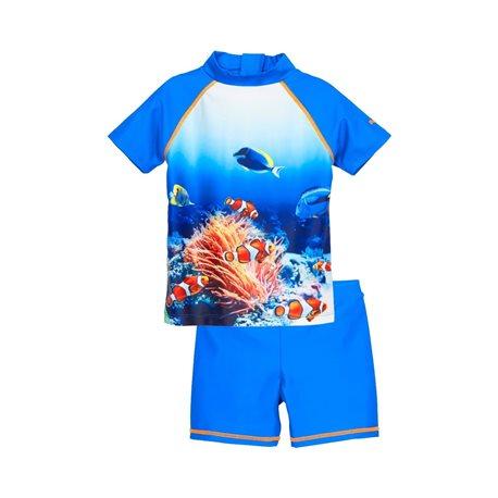 UV shirt en zwembroek Underwater world