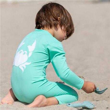 UV zwempak Aqua Crab - lange mouwen & pijpjes