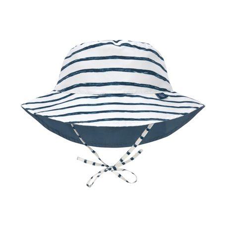 Zonnehoedje Stripes - Navy