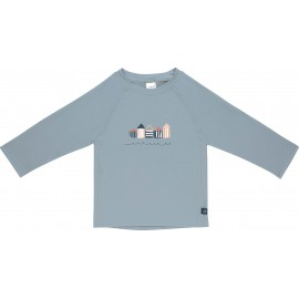 UV shirt Beach House - lange mouw - Blue