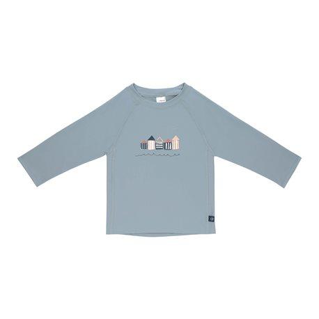UV shirt Beach House - lange mouw - Blue
