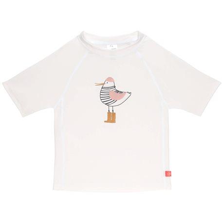 UV shirt Mrs. Seagull - White
