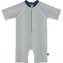 UV zwempakje Striped - Blue