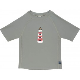 UV shirt Light House - Green