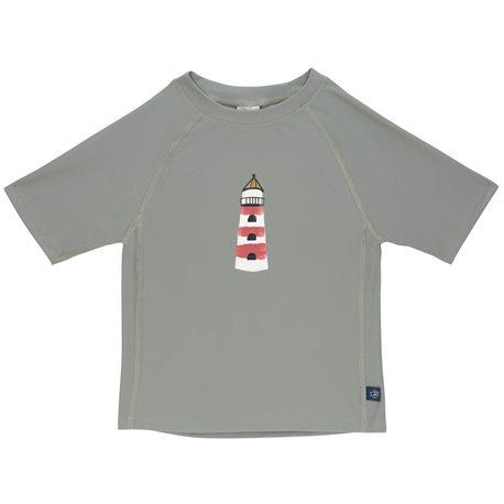 UV shirt Light House - Green