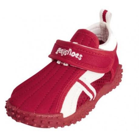 Waterschoenen sportief rood