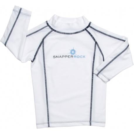 UV shirt White lange mouwen