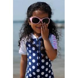 UV baby badpak Navy Spots