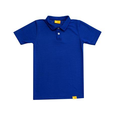 UV Polo shirt Blauw