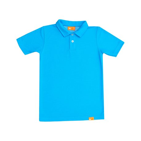 UV Polo shirt Turquoise