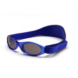 KidzBanz zonnebril - Blauw (2-5 jr)