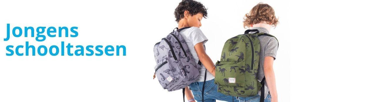 Schooltas jongens | Jongens schooltassen koop je bij StoereKindjes