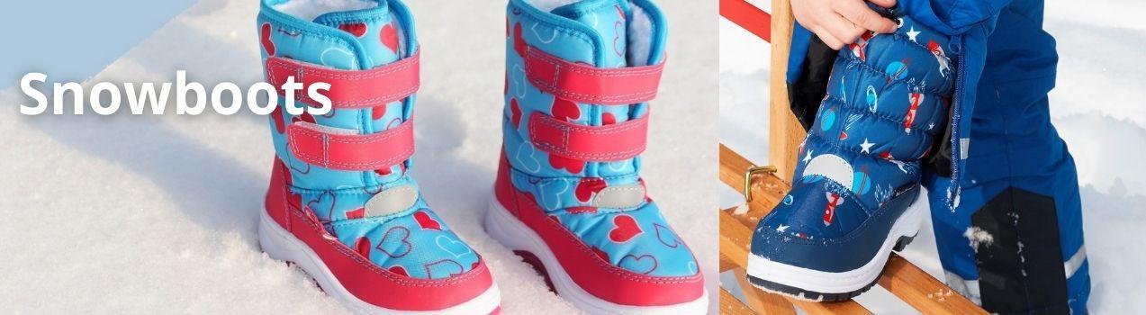 Snowboots kind