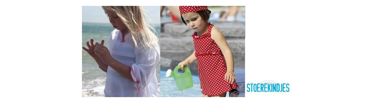 Strandjurkjes & kaftans meisjes | UV werende Strandjurkjes meisjes