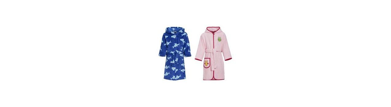 Kinderbadjas en baby badjas toppers: zeer gewild bij kinderen