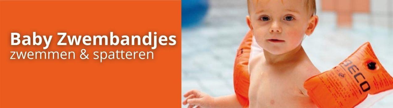 Baby Zwembandjes en baby Zwemzitjes koop je bij StoereKindjes