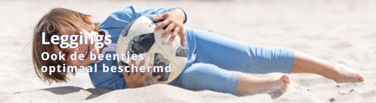 Leggings met UV Bescherming - leuke leggings kids - StoereKindjes.nl