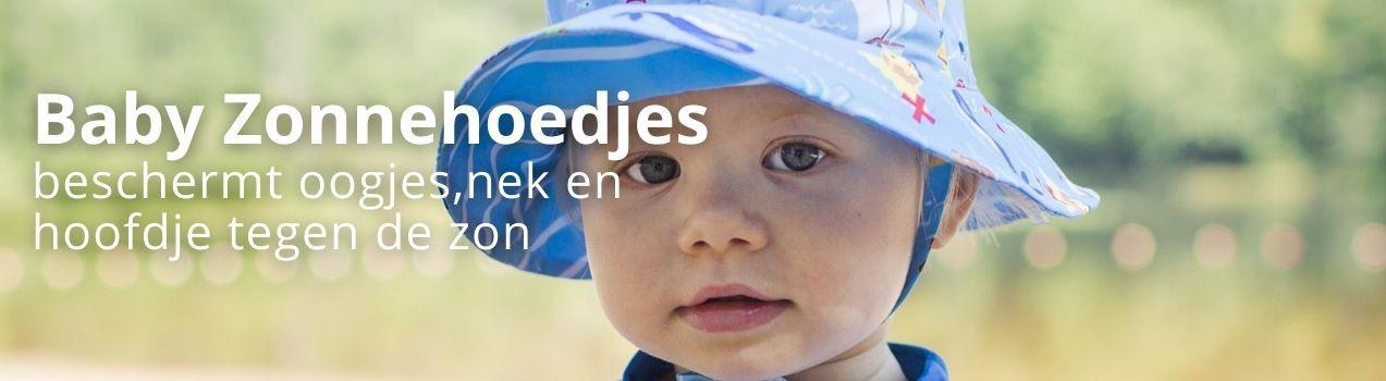 Zonnehoedjes voor baby's