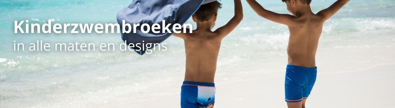 Zwembroek kind | leuke collectie kinder zwembroeken - StoereKindjes