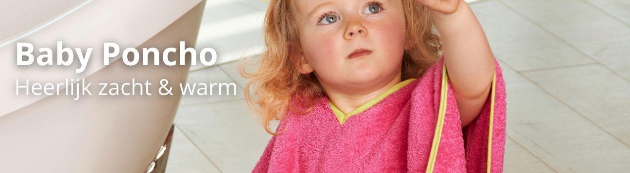 Badponcho Baby | De leukste badponcho's voor baby's - StoereKindjes.nl