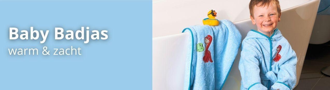 Badjas Baby | de leukste baby badjassen online bij StoereKindjes.nl
