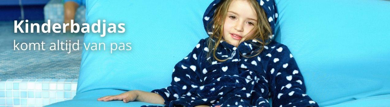 Badjas Kind | de leukste kinderbadjassen vind je bij StoereKindjes